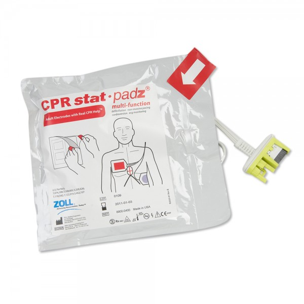 CPR Stat-padz® mit Real CPR Help®