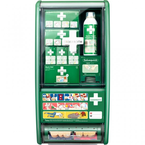 First Aid Station ohne DIN 13157