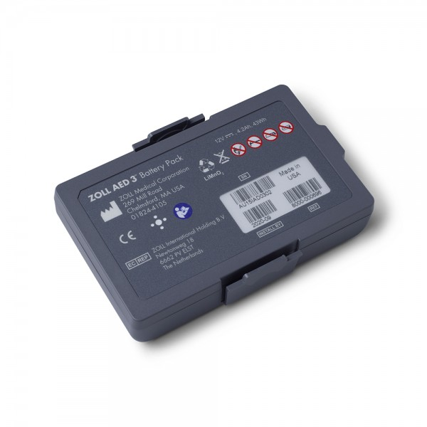 ZOLL AED 3® Lithium Batterie